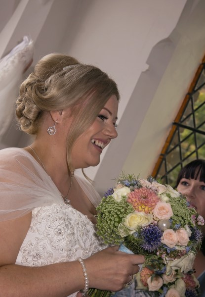 The Bride at Gorton Monastery