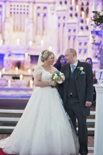 Wedding at Gorton Monastery