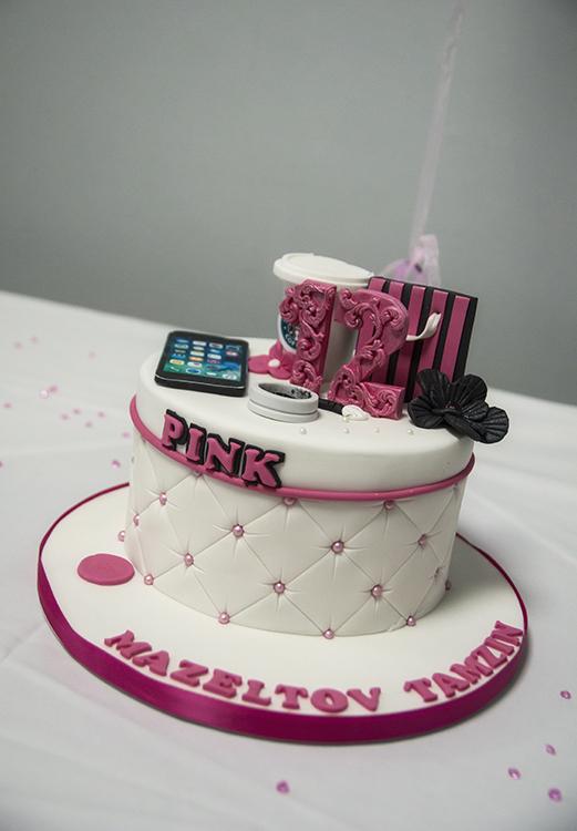 The fabulous cake