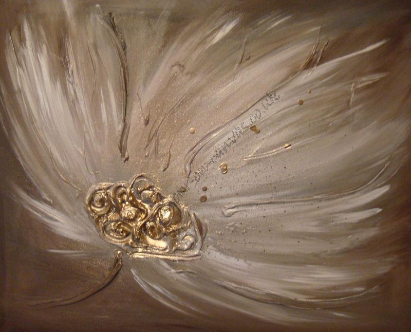Contemporary Canvas Art Canvas Artwork Sparkle