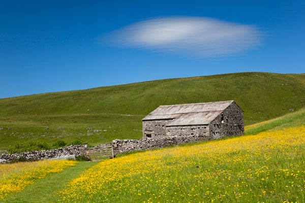 Field barn, Cray, Upper Wharfedale