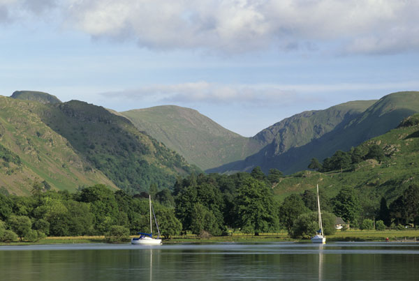 Ullswater; looking south