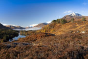 Sgurr na Lapaich and Loch Affric