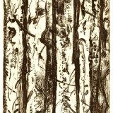 Tree Print No 36