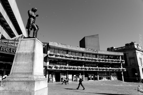 Birmingham Central Library-10