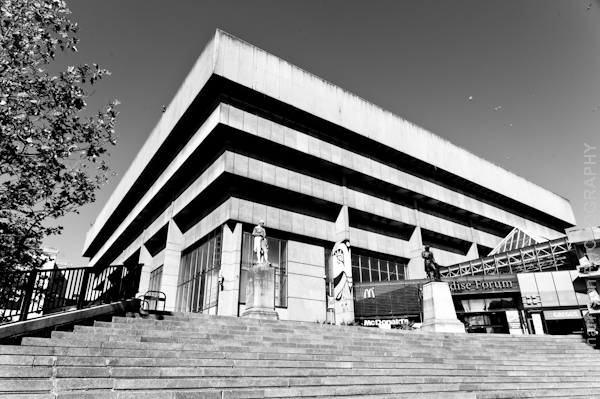 Birmingham Central Library-11