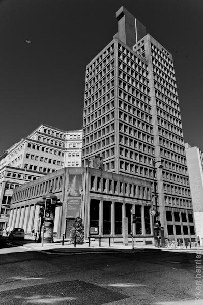 Birmingham Central Library-19