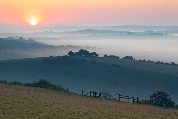 Gallows Hill at Dawn