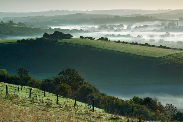 Gallows Hill and the Chalke Valley