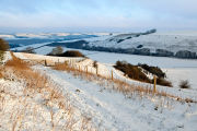 Knowle Hill in Winter