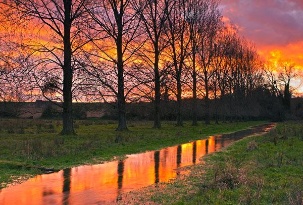 Sunset River Allen