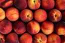 Tray of Peaches