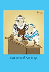 Baa-mitzvah