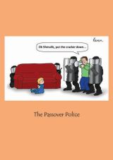 Pesach - Passover Police