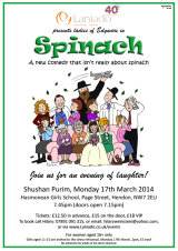 Spinach poster by email