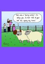 Rosh Hashannah - Paranoid Sheep