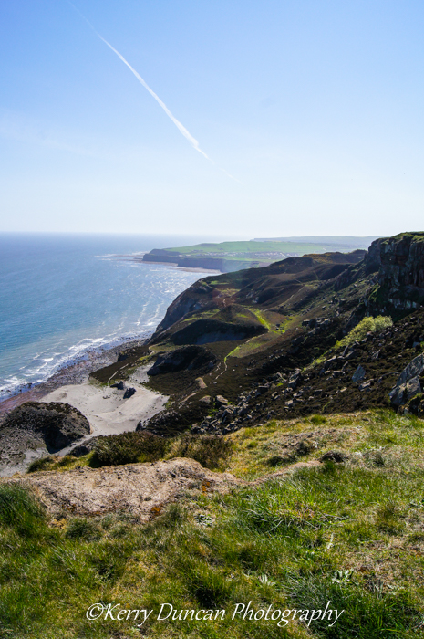 Boulby Cliffs