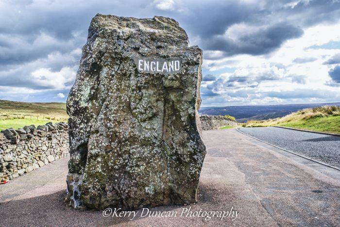 Crossing The Border - England