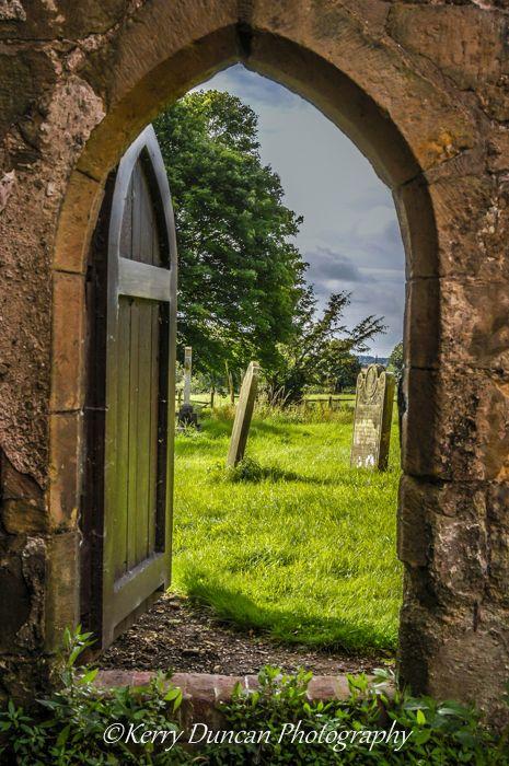 Through The Doorway
