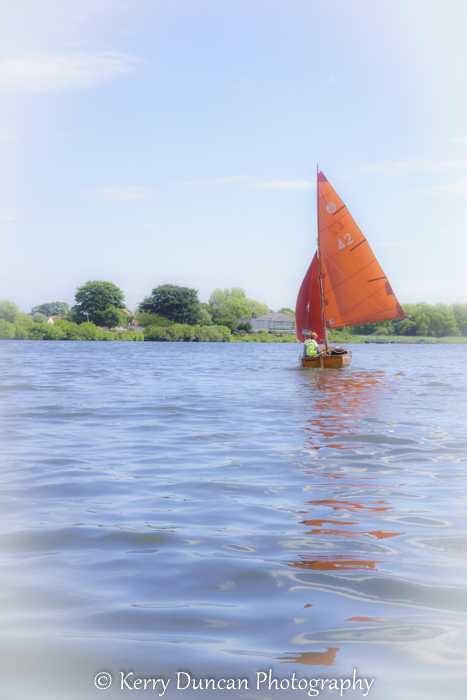 Sailing On The Mere