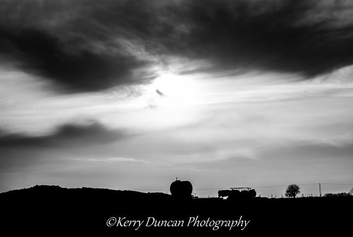 Rural Silhouette