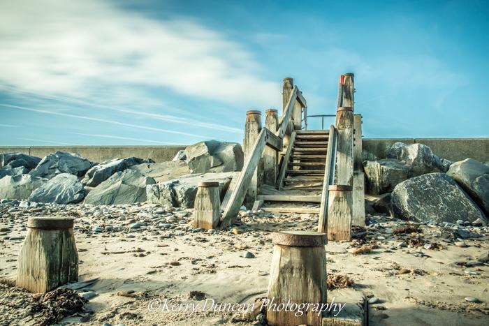 The Beach Steps