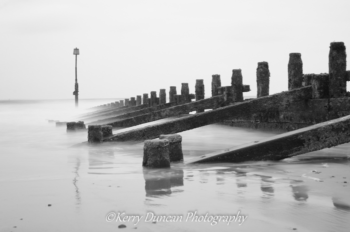 Stormy Sea Mist