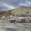 Staithes Boats