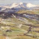 Helvelyn Snow