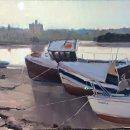 Warkworth Castle & Amble Boats