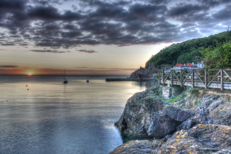 Babbacombe Cove