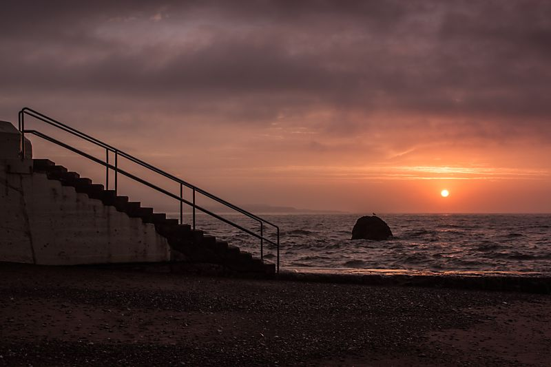 Croyton Cove Sunrise