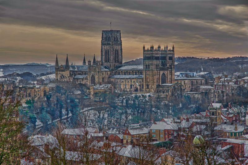 Snowy Durham