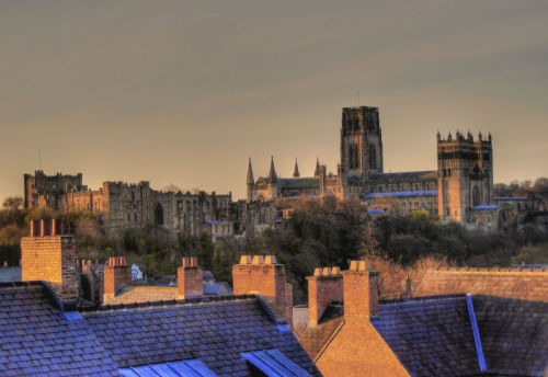 Durham Cathedral and Castle 3