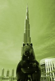 Dubai Horse-Khalifa