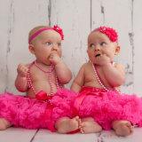 Twin baby photo shoot