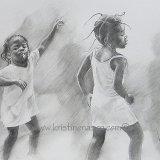Dancing Girls, Gbawe