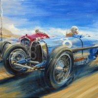 Headstart-Bugatti