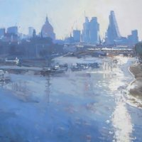 """Light in the Thames"""