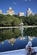 Sailing in Central Park