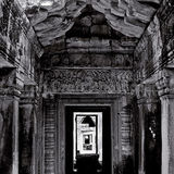 Cambodian Doorway