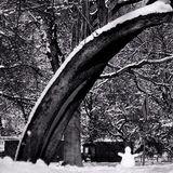 Central Park Snowman