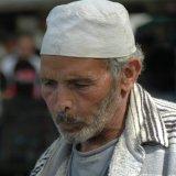 Turkish Vendor at Market