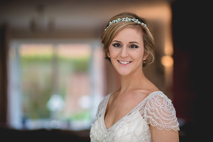 Nicola had her wedding at Stanbrook Abbey in Worcestershire but elected to get ready at home as she only lived 10 minutes away. Stanbrook Abbey is a fantastic wedding venue and is always a pleasure to work at. Stanbrook Abbey wedding photography by Lee Webb