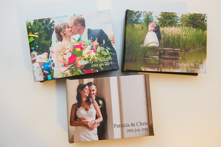 These are the wonderful USB presentation cases that each one of my wedding clients receive!