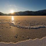 Broken Ice, Derwentwater.
