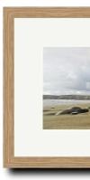 Oak Frame for Panoramas
