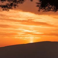 Sunrise Over North Hill CPic-3
