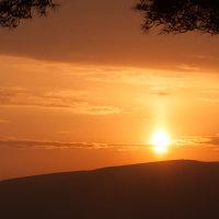 Sunrise Over North Hill CPic-6