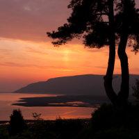 Sunrise Over North Hill CPic